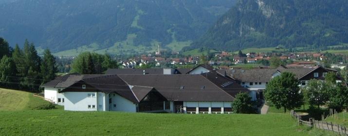 Haus Haus Zauberberg Pfronten Familienurlaub im Allgäu